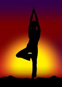 bulging disc yoga stretch